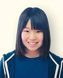 2017年3月卒業 文教大学 文学部 四位 愛美さん