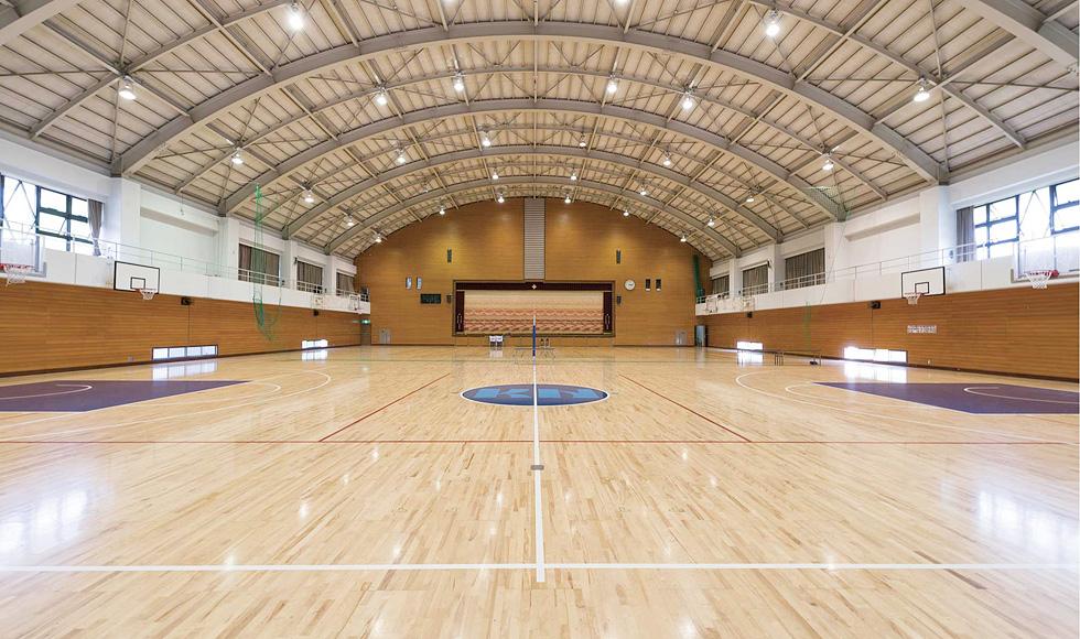 30周年記念体育館