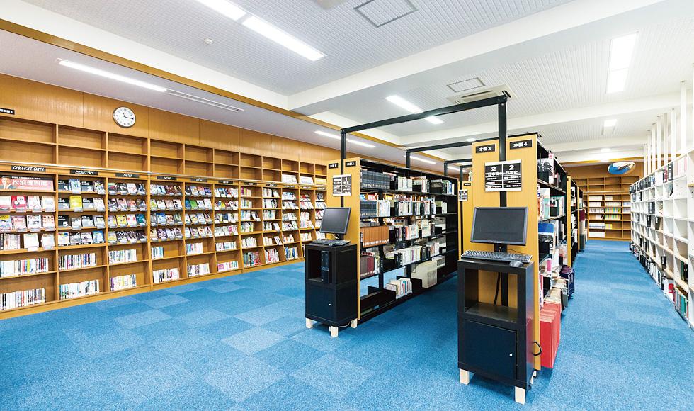 メディアセンター(図書館)