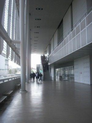 世田谷キャンパスの種目別練習室