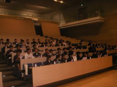 世田谷キャンパス講堂