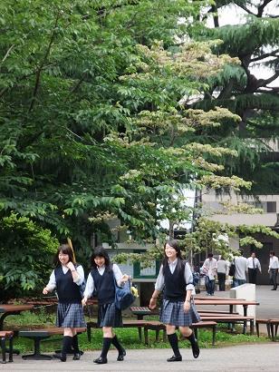 青山学院大学見学4