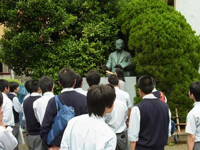 早稲田大学見学14