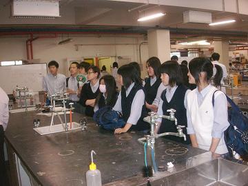 日本大学生産工学部見学2